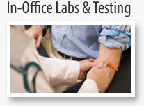 In-Office Labs & Testing